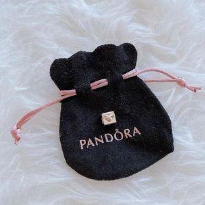 Pandora I Love You Charm 14k Gold Cub Retired